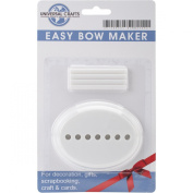 """universal Craft Easy Bow Maker-, Set Of 13cm"