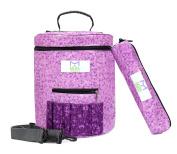 Premium Large Knitting Tote Bag - Yarn Storage Bag For Ultimate Organising Of Cr