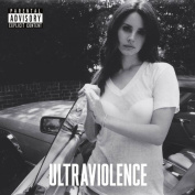 Ultraviolence (Deluxe Edition) CD by Lana Del Rey 1Disc
