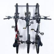 Monkey Bars 01003 Bike Storage Rack, Holds 3 Bikes