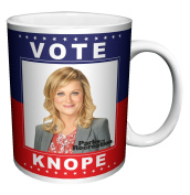 Parks And Recreation Leslie Knope Amy Poehler Vote Knope Workplace Comedy Tv Tel