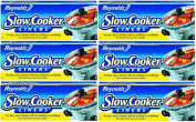 Reynolds Slow Cooker Liners, 4-count Pack Of 6