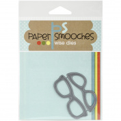 Paper Smooches Die-glasses