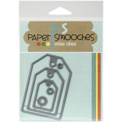 Paper Smooches Diegift Tags