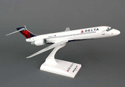 Daron Skymarks Delta 717 New Livery Model Kit (1/130 Scale) Toy Play Mytoddler