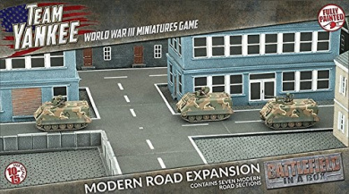 Team Yankee Modern Roads Expansion, New Toys And Games