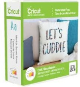 Cricut Font Cartridge-Market Street