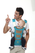 Top #1 Baby Carrier With Hip Seat, Ergonomic Style, Great Quality & 5