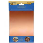 """""""copper Metal Sheet 15cm """"x 9""""""""-"""""""