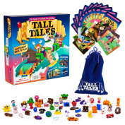 Tall Tales Story Telling Board Game - The Family Game of Infinite Storytelling - 5 Ways to Play