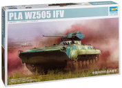 New Trumpeter 1/35 Pla Chinese Type 86a Infantry Fighting 5557