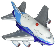 Daron Boeing Pullback Toy With Lights And Sound - New