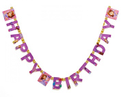 Sofia The First Birthday Party Banner, Party Supplies
