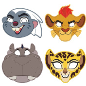The Lion Guard Paper Masks