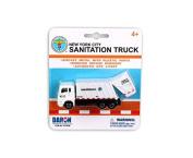 Realtoy Rt8930 Nyc 11cm . Sanitation Dept Garbage Truck