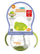 Lansinoh Momma Straw Cup With Dual Handles, Green, Baby Toddler Ergonomic, New