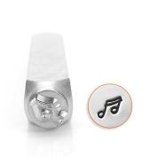 Impressart Music Note Metal Jewellery Design Stamp- Craft Punch, Arts