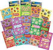 Just For Laughs Dr. Stinky's Scratch N Sniff Stickers 15-pack Plush Puppet