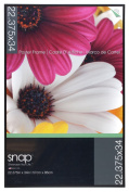 Snap U-channel Poster Frame, 60cm By 90cm , Black , New,  .