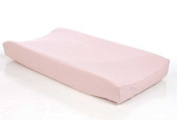 Openbox Glenna Jean Isabella Changing Pad Cover, Pink/cream