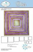 Elizabeth Craft Metal Die-stitched Squares, 13cm Largest