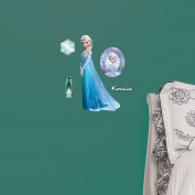 Fathead Disney Frozen Elsa Fathead Teammate Wall Decor, New,  .