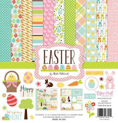 Echo Park Paper Company Easter Collection Kit