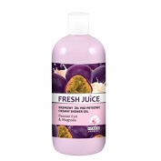 Fresh Juice Creamy shower gel Passion Fruit and Magnolia extracts 500ml