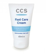 CCS Foot Care Cream - 60ml Tube