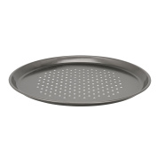 """Crealys 507721 Pizza Mould """"Gourmandise, Grey"""