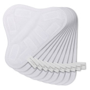 OuyFilters Replacement Washable Microfiber Steam Mop Pads Cleaner Floor Pads Covers For H2O H20 X5