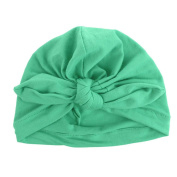 Covermason Lovely Baby Boy Girl Toddler Bowknot Soft Hat Cotton Cap
