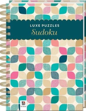 Luxe Puzzles: Sudoku (Luxe Puzzles)