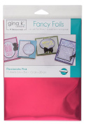 Gina K. Designs Fancy Foils 15cm x 20cm Sheets 12 Sheets per Pack