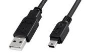 Maxsimafoto - USB Cable lead For Fuji Fujifilm camera Finepix USB Cable Lead Wire Cord TYPE III for Fuji Fujifilm Finepix S5000 S9500.