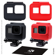 Silicone Sleeve Cases for The Frame of your Gopro Hero 5