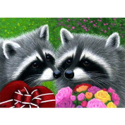 Alonea DIY 5D Diamond Animal Painting Embroidery Cross Crafts Stitch Home Decor