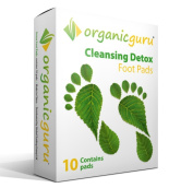 Detox Foot Patches - 4 Week Supply - 56 Patches - 100% Pure & Natural Ingredients
