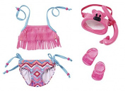 "Baby Born 2092330cm Play and Fun Deluxe At The Lake"" Outfit"