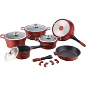 Marble 15 Piece Cook Set