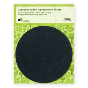 Compost Caddy Spare Filters - Suitable for the Typhoon Vintage caddies -
