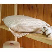 Organic Cotton Toddler Pillow. Pillowcase for 13 18 (