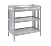 Westwood Design Reese Changing Table with Pad, Fog