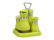 5 Pc. Set Odika Lime Green/Lime Yellow