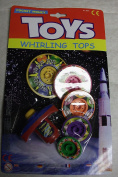 Pocket Money Toys Whirling Tops