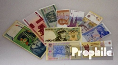 Eastern Europe 10 different Banknotes Eastern Europe (Banknotes for collectors)
