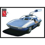 AMT 1:25 Scale Man from U.N.C.L.E Piranha Spy Car Toy