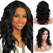 Doubleleafwig #4 Colour Full Lace Brazilian Virgin Remy Human Hair Glueless Wigs
