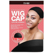 24-PACK ! Studio Limited Perfect Fit Ultra Thin & Expandable Stocking Wig Cap