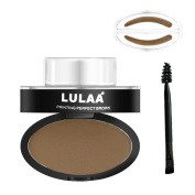 Eyebrow Powder,DEESEE(TM) Natural Eyebrow Powder Makeup Brow Stamp Palette Delicated Shadow Definition